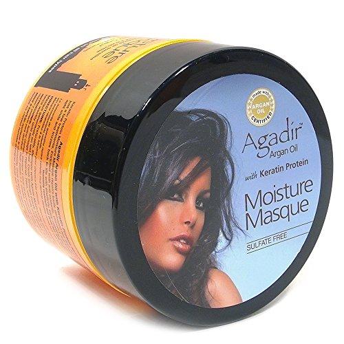 Agadir U-HC-6168 Argan Oil Moisture Masque - 8 oz - Masque