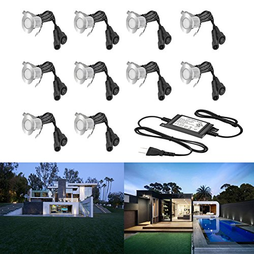 Outdoor Led Deck Lights 10 Pack in US - 7
