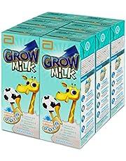 Abbott Grow RTD Vanilla Milk Formula, 6 x 180ml