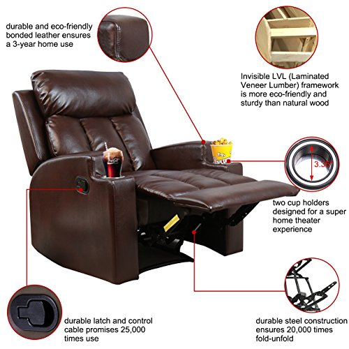 Outstanding Awesome And Best Recliner For Heavy Person Comfort Machost Co Dining Chair Design Ideas Machostcouk