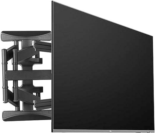 Soporte de pared de TV Soporte Dual brazos articulados se ajusta a ...