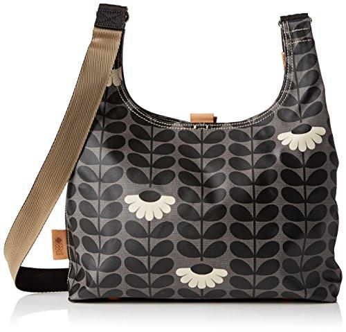 Orla KielyMidi Sling Bag - Borsa a tracolla donna, Midi Sling Bag, nero