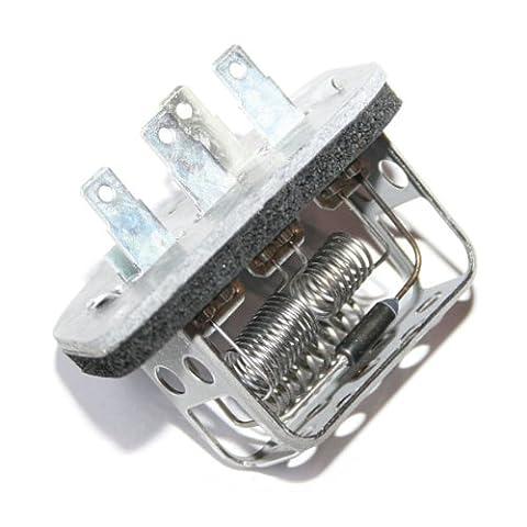 Omix-Ada 17909.01 Heater Blower Motor Resistor - Jeep Cherokee Blower Motor Resistor