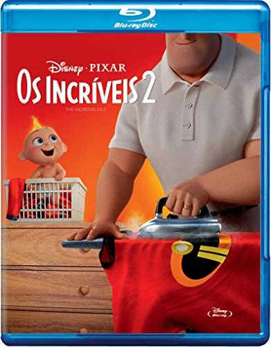 Os Incríveis 2 [Blu-ray]