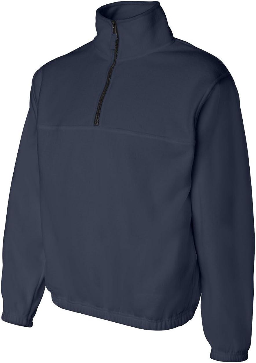 3051 Sierra Pacific Quarter Zip Poly Fleece Pullover