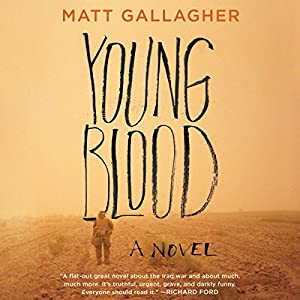 Youngblood Audiobook