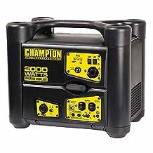Champion 2000W Recreational Inverter Generator