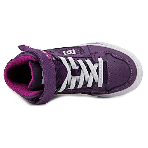 Pictures of DC Kids Youth Spartan High Ev Skate Shoes Sneaker ADBS300260 3