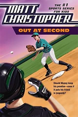 book cover of Out At Second