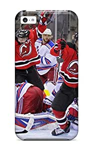 New JGYqsNH3944uKWNF New Jersey Devils (94) Tpu Cover Case for iphone 5/5S