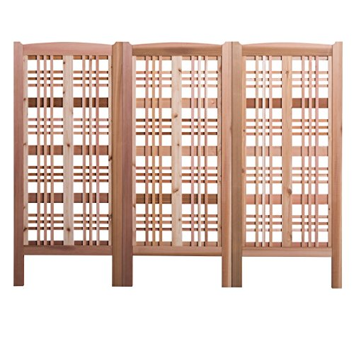 Phat Tommy Outdoor Patio & Garden Claremont Screen (3 Pack) - For your Lawn & Backyard needs, Made in the USA by Phat Tommy