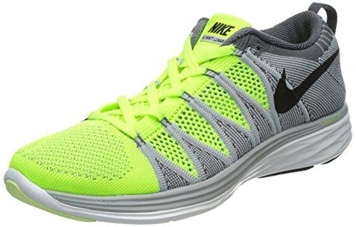 Zapatillas material NIKE wolf 700 black sintético correr 601 grey volt grey dark de hombre 620465 de qHF4EC