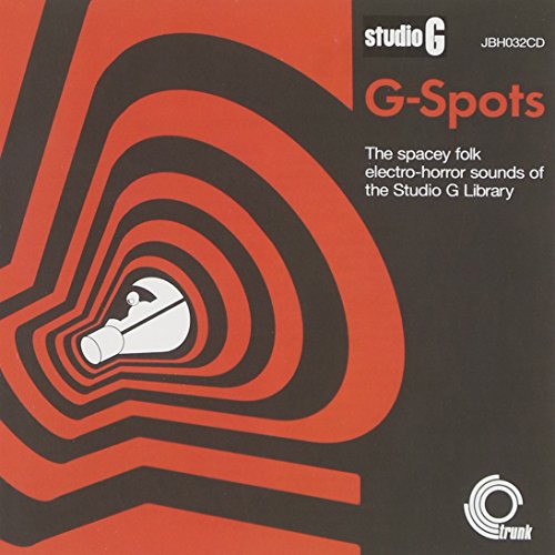 G Spots: The Spacey Folk Electro-Horror
