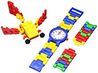 "LEGO Kids' 4250341 ""Creator"" Watch with Buildable Toy by LEGO"
