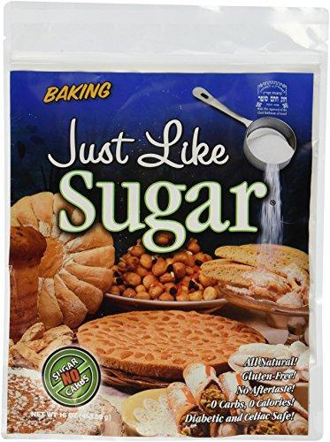 Just Like Sugar Baking Sweetener -- 16 oz