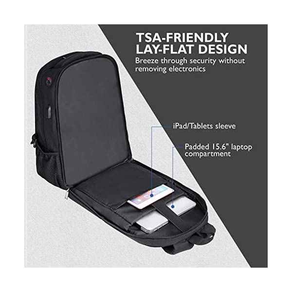 Raydem-Business-Laptop-Backpack-Extra-Large-TSA-Friendly-Durable-Anti-Theft-Travel-Backpack-with-USB-Charging-Port-Water-Resistant-College-School-Computer-Bag-for-Women-Men-Fits-156-Laptop