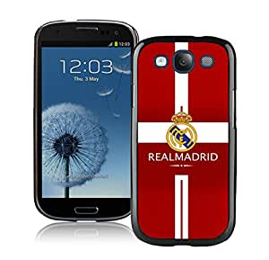 New Fashion Custom Designed Skin Case For Samsung Galaxy S3 I9300 With Manchester United Black Phone Case 10