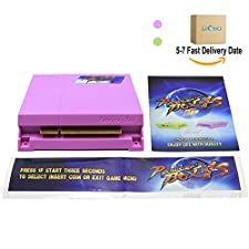 WINIT Pandora's Box 4s 680 in 1 Jamma Mutli Game Board Jamma Arcade Game Support VGA and HDMI Output For Arcade