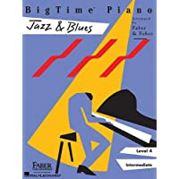 BigTime  Piano Jazz & Blues: Level 4