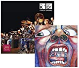 Live in Toronto and In the Court of the Crimson King - King Crimson 2 CD Album Bundling