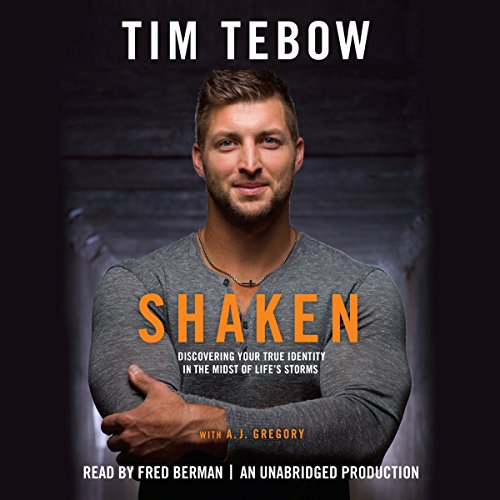 Shaken: Discovering Your True Identity in the Midst of Life's Storms Audiobook [Free Download by Trial] thumbnail