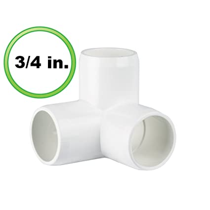 34 3 Way Elbow Pvc Fitting Connector Pipe Fittings Amazoncom