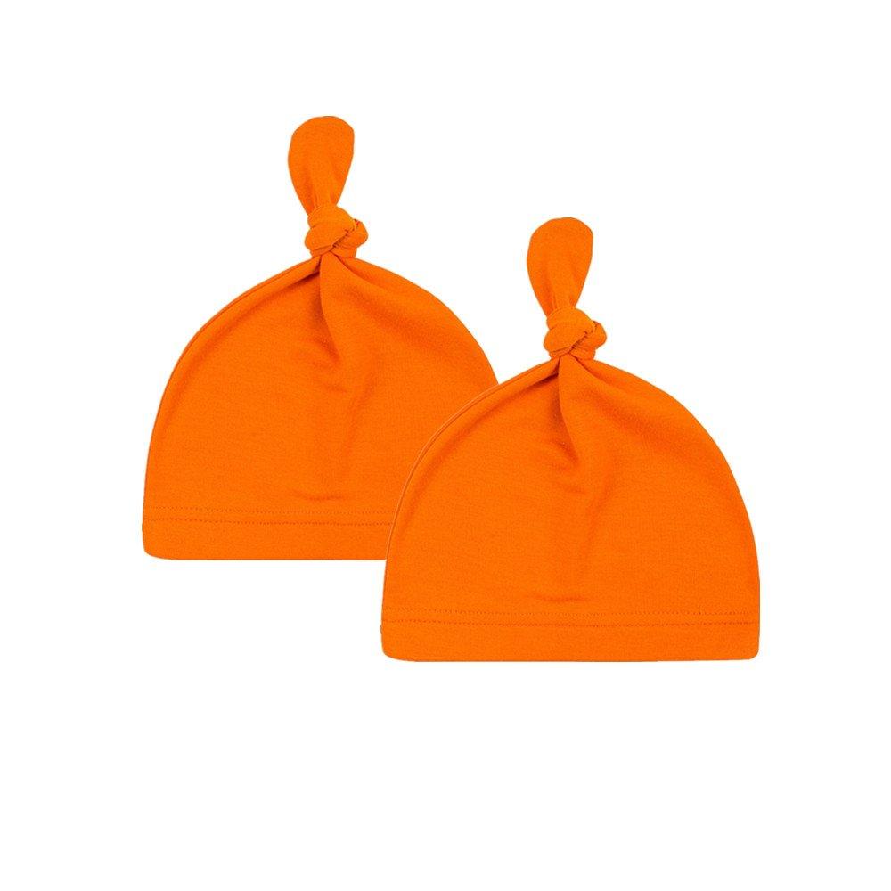 BBPIG Unisex Baby Adjustable Knot Hat Cotton Soft Cute Knit Hat Cap