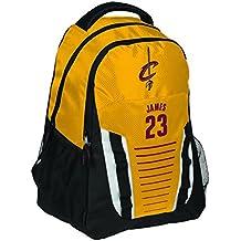 Cleveland Cavaliers LeBron James #23 Stripe Franchise Backpack