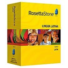 Rosetta Stone Latin Level 2 with Audio Companion