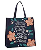 AT001 Compassion, Kindness, Humility Tote Bag, Set of 2.