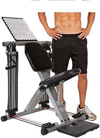 Emson Flex Force Ultimate Training Gym, Grey/Black