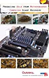 Gold refining from computer motherboards