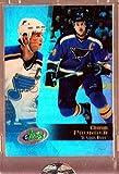 (CI) Chris Pronger Hockey Card 2002-03 Topps E-Topps 27 Chris Pronger