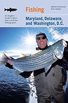 Fishing maryland delaware and washington d for Fishing spots in maryland