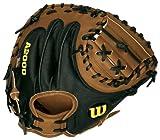 Wilson Prostock A2000 1790 34-Inch SuperSkin Catcher's Baseball Mitt (Right Hand Throw)