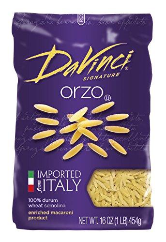 Da Vinci Orzo Pasta, 16 oz