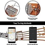 Kalimba Thumb Piano 17 Keys, Portable Mbira Finger