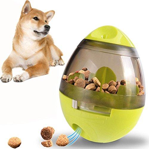 NewKelly Dog Foraging Toy Dog Food Tumbler Pet Eating Sport Arouse Dog's Appetites