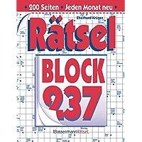 Rätselblock 237