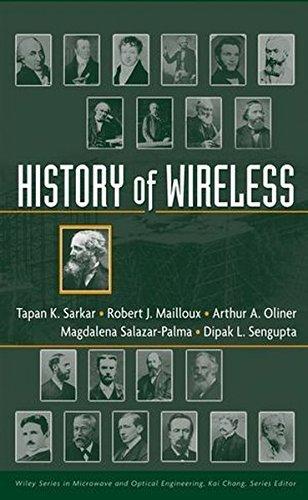 History of Wireless by T. K. Sarkar (2006-01-17)
