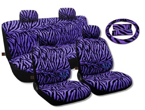 zebra car accessories saturn - 2