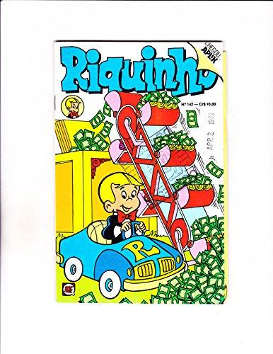 Riquinho No 142 1979 -Brazilian Richie Rich-