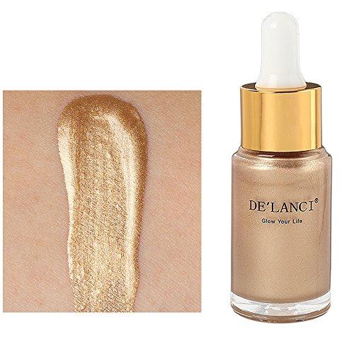 Liquid Bronzer Makeup - 9