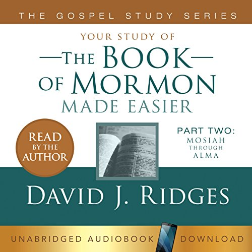 The Book of Mormon Made Easier, Part Two: Mosiah Through Alma: Gospel Study Series -  Cedar Fort, Inc.