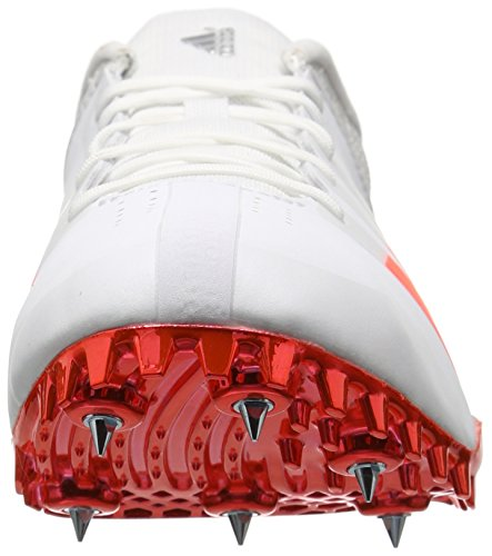 discount sale online buy cheap shop offer Adidas Performance Adizero Finesse Track Shoe White/Solar Red/Tech Silver Metallic outlet best store to get online for sale Mg7aIi9uPd