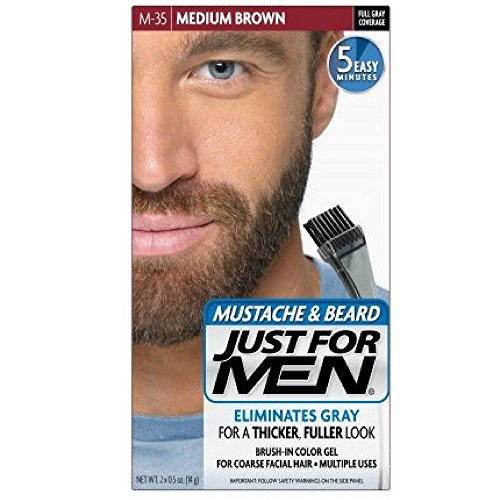 Just Men Brush Color Medium