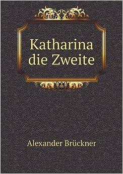 Book Katharina die Zweite