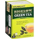 Bigelow Green Tea, 24-Count K-Cups for Keurig Brewers (Pack of 2)