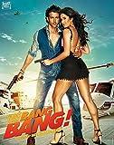 Buy Bang Bang Original Hindi DVD (English Subtitles) boxed and Sealed