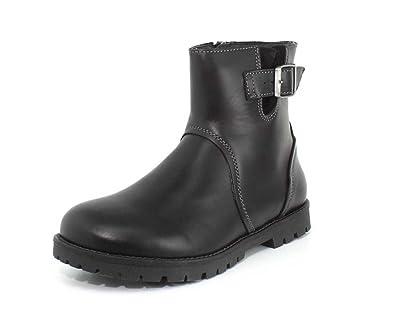 d3c3be290fe2 Birkenstock Stowe Leather Boot - Women s Black Leather